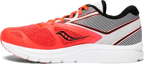 saucony Kinvara 9 Shoes Women Vizipro Red/White US 7 YUSoP